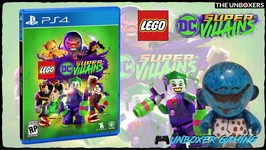 LEGO DC Super-Villains Game First Look & Gameplay