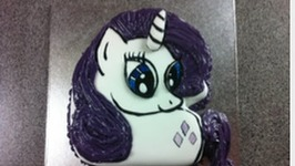 My Little Pony Cake (How To)