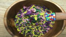 Easy Homemade Vegan Sprinkles