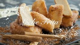 Leche Frita Thermomix / Leche Frita Facil / Leche Frita En Thermomix / Receta Leche Frita Thermomix