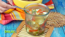 Tom Yum Soup - Zero Oil Tom Yum Soup