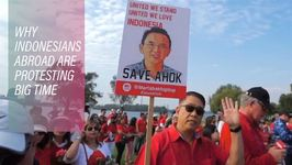 Home politics matter to Indonesians abroad