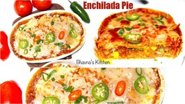 Easy Enchilada Pie - School And Office Lunch Box