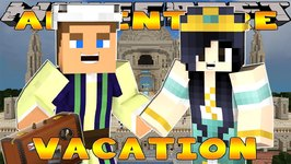 Minecraft - Little Donny Adventures - VACATION TO INDIA w/ PRINCESS AMEERA