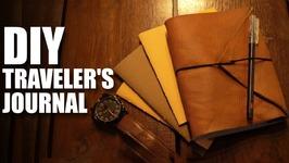 DIY Traveler's Journal