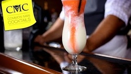 How To Make The Miami Vice-Bartending 101
