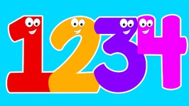 Number Song - Numbers Counting 1 to 10 - Numbers