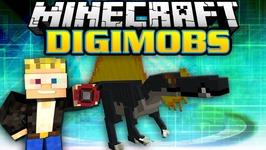 Minecraft Modded Survival - Digimobs Modded Adventures - Dinosaur Mod 12