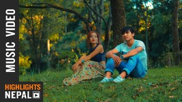 Sadhai Timi Lai - New Nepali Pop Song 2017/2074 - Rajan Magar Ft. Amrita Lama