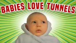 Babies Love Tunnels - Funniest Baby Compilation