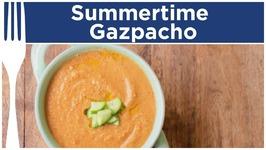 Gazpacho - Summer Tomato Soup