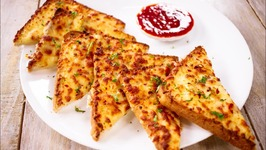 Chilli Cheese Toast - 5 Min Snack Recipe