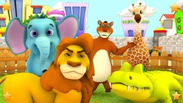 The Zoo Song - We are Going to the Zoo - Animals Song