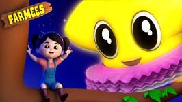 Twinkle Twinkle Little Star - Nursery Rhymes - Kids Songs - Baby Rhymes
