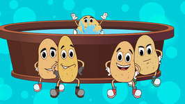 One Potato Two Potato  Popular Children's Nursery Rhymes