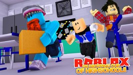 I'M DROPPING OUT OF SCHOOL !!!! Sharky Gaming - Roblox