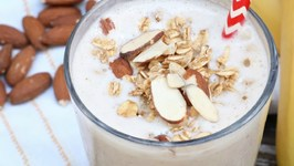 Healthy Banana Nut Smoothies! So Good!