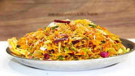 Ragda Bhel - Chaat / Indian Street Food