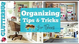 Organizing Tips and Tricks for Bees - ClutterBug Organizing