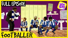Let's Play- Footballer - Full Episode 8