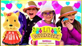 Kids Toy Surprise Opening with Lil Woodzeez