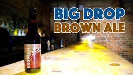 Brown Ale - Tasting Non Alcoholic Beer Big Drop Brewing