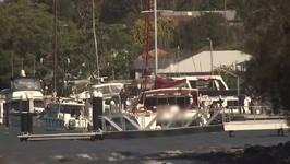 Police Raid Yacht in 245 Million Cocaine Bust