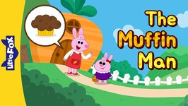 The Muffin Man 2 - Nursery Rhymes - Animated Songs for Kids