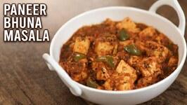Paneer Bhuna Masala  Dhaba Style Paneer Masala  Paneer Gravy Recipe  Ruchi