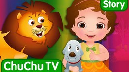 ChuChu Adopts A Puppy - Bedtime Stories for Kids in English- ChuChu TV Storytime for Children