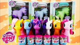 My Little Pony G1 35th Anniversary And New Fashems By Basic Fun