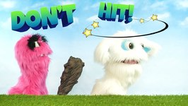 Hitting Hurts! Don't Hit! Educational Video for Children