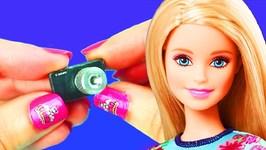 10 Amazing DIY Barbie Doll Handmade Accessories