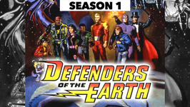 Episode 1 Season 1 Defenders of the Earth - Escape from Mongo
