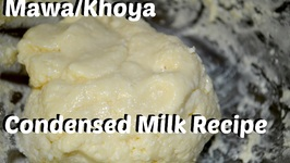 Mawa Khoya From Condensed Milk In 5 Minutes