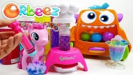 Pinkie Pie's Cooking Class with ORBEEZ Super Sweet Shoppe and Color Monster