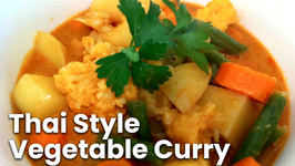 Thai Style Vegetable Curry