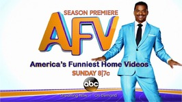 America's Funniest Home Videos - This Sunday 8pm - 8/7c