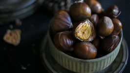 How To Make Roasted Chestnuts In The Oven