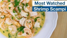 Glen Makes Laura Vitale's Shrimp Scampi
