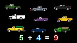 Vehicle Math - Addition 2