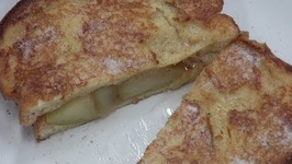 Apple Pie Sandwich