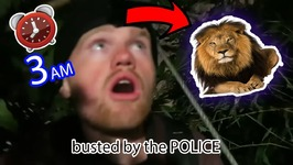SNEAKING INTO LONDON ZOO - BUSTED