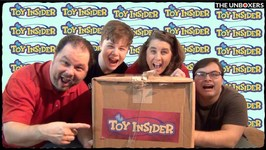 The Toy Insider June Mystery Box