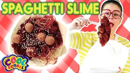 Spaghetti Slime DIY - Arts and Crafts with Crafty Carol - Cartoon Stories for kids - DIY for Kids