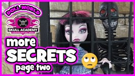 Monster High Doll Episodes Skull Academy s03 ep21 Part 2