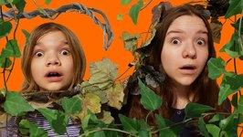 Stalked By Pumpkins: The Vine Monster