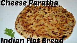 Cheese Paratha Punjabi Style - Your Kids Will Love