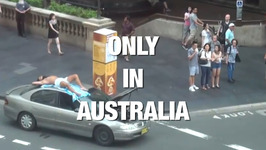 You See the Craziest Sights in Australia