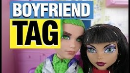 Monster High Doll Show Boyfriend Tag Deuce & Cleo